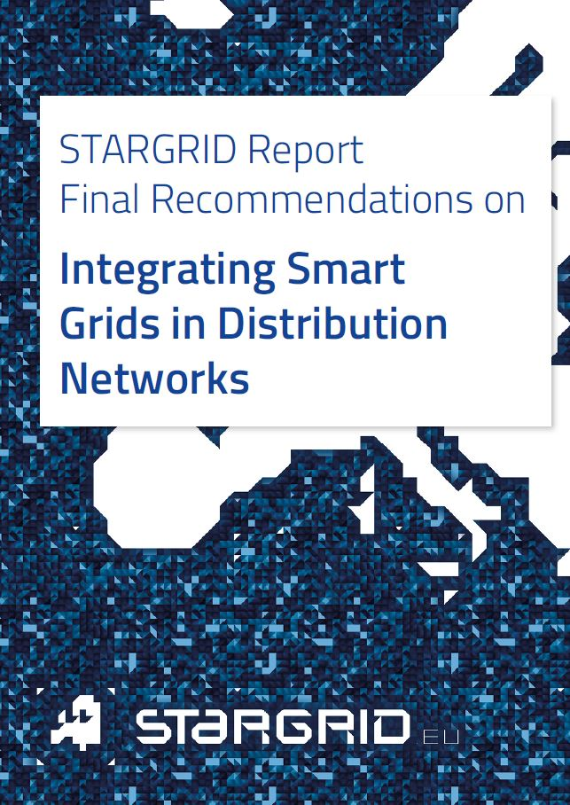 Online: STARGRID Final Recommendations on Integrating Smart Grids in Distribution Networks