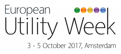 European Utility Week in Amsterdam (NL) on 3-5 October, 2017