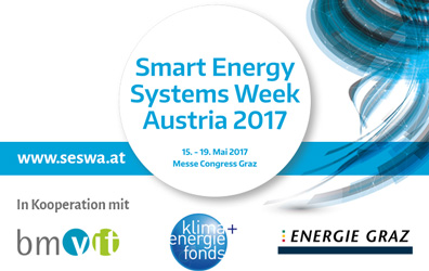 Smart Energy Systems Week Austria 2017 – Call for Posters