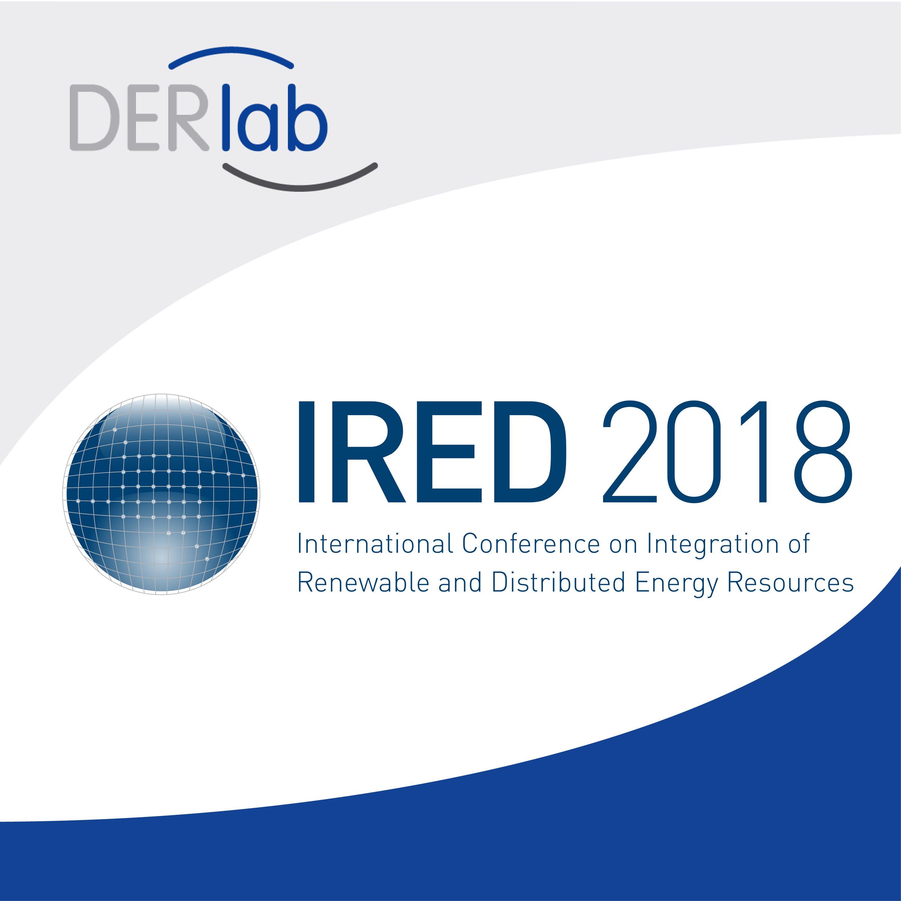DERlab partners with IRED 2018