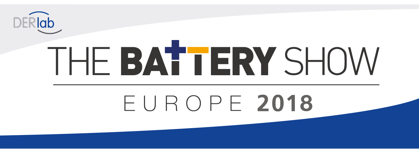 The Battery Show Europe 2018
