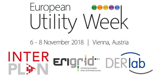 DERlab partners with European Utility Week 2018