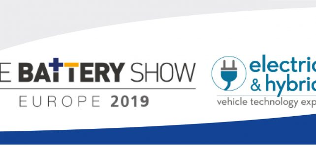 The Battery Show Europe 2019 : Agenda and first announcement of speakers for battery and electric vehicle conferences