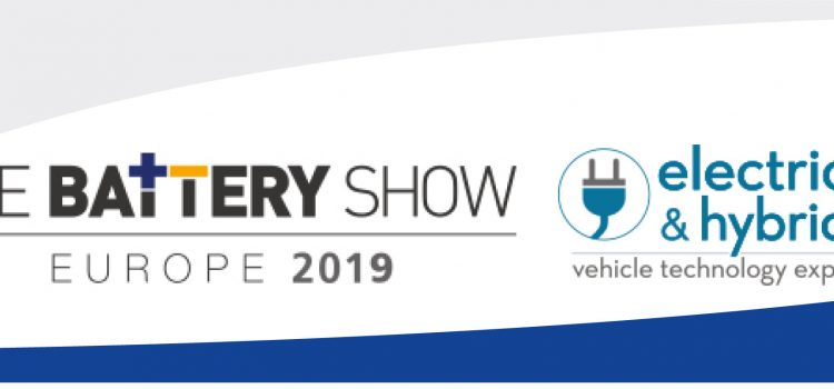 DERlab partners with the Battery Show Europe 2019
