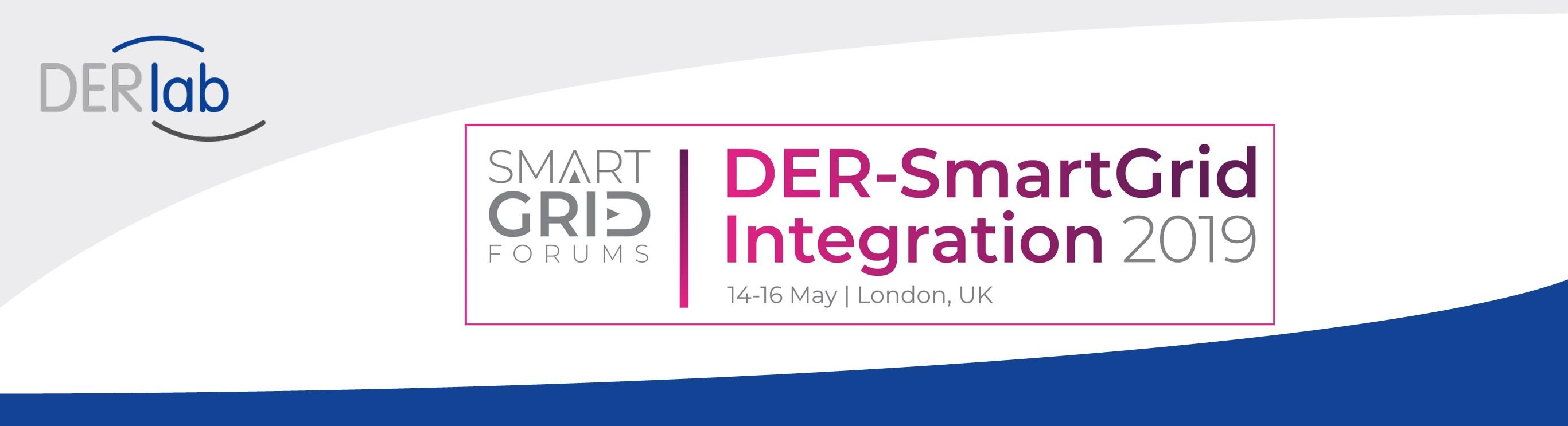 DERlab partners with DER-SmartGrid Integration 2019
