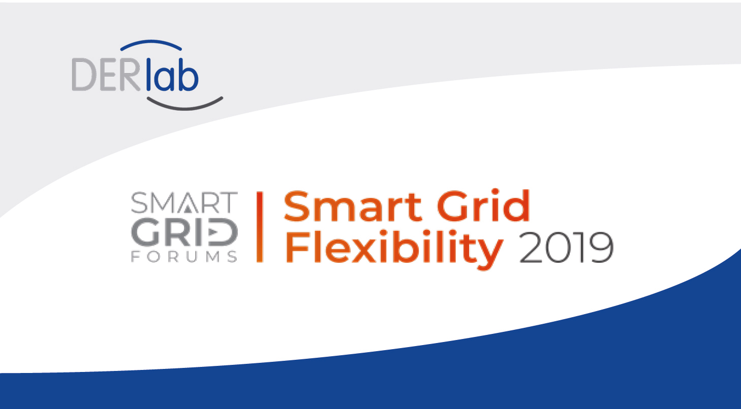 DERlab partners with Smart Grid Flexibility 2019