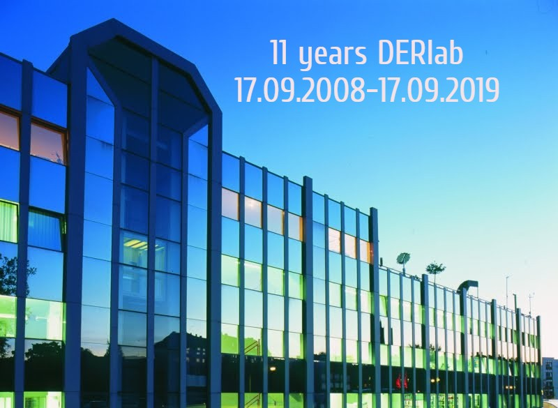 DERlab celebrates 11th Year Anniversary