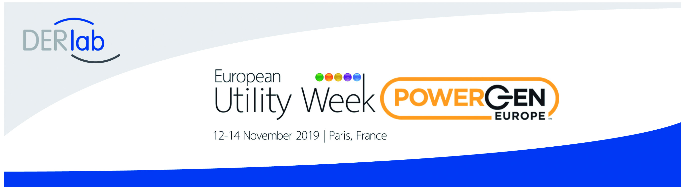DERlab partners with European Utility Week 2019