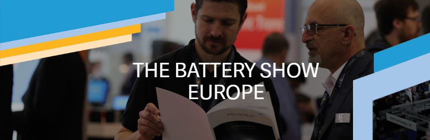 DERlab partners with the Battery Show Europe 2020