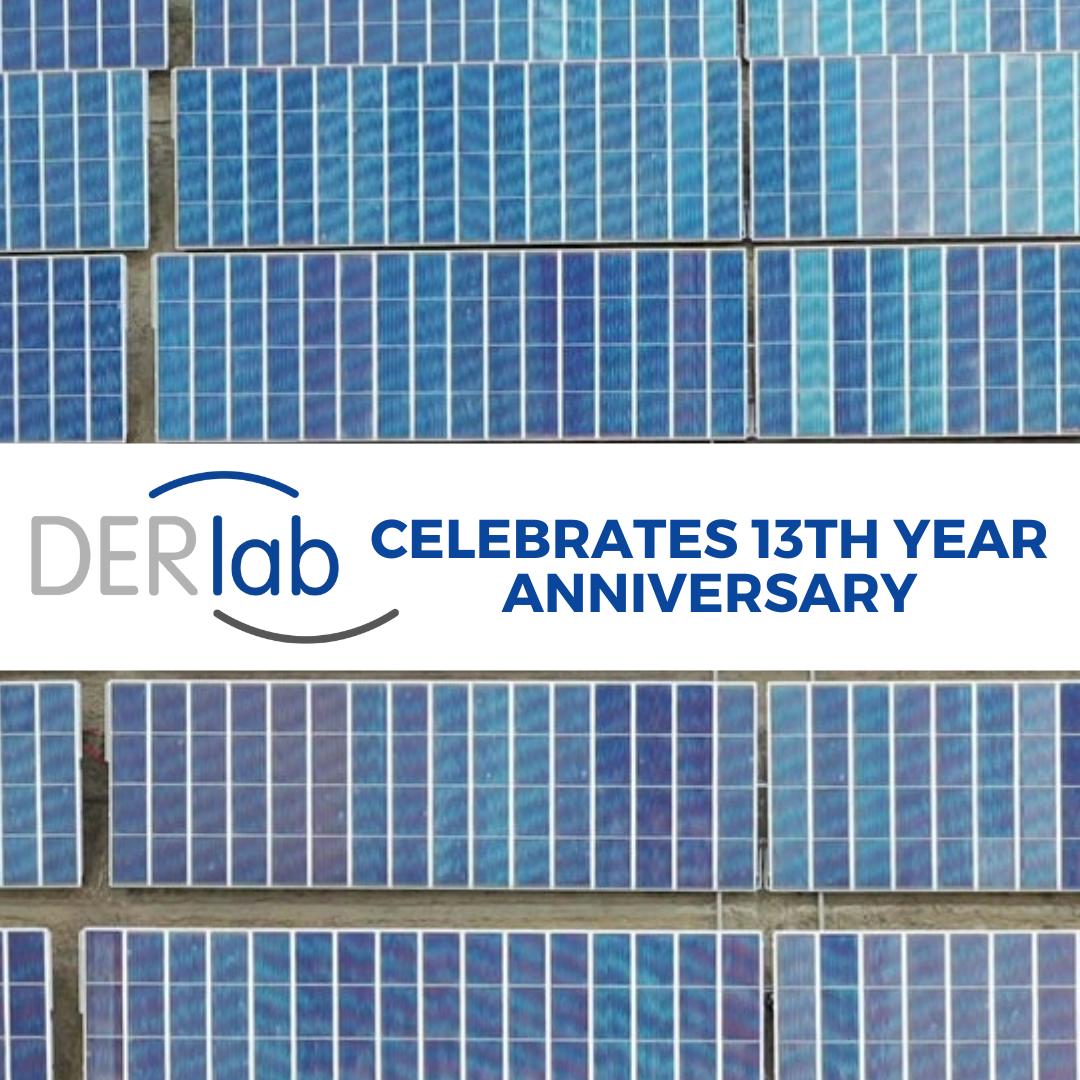 DERlab celebrates 13th anniversary